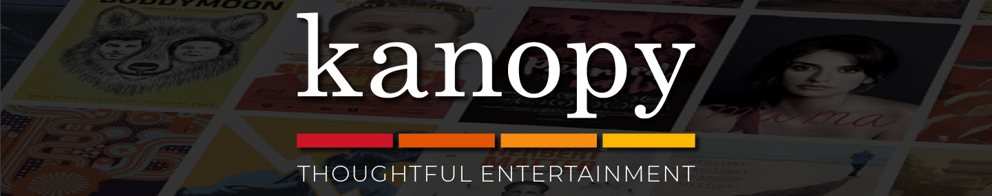 Kanopy streaming video service
